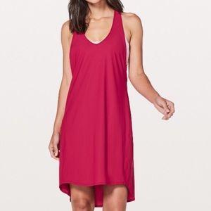 Lululemon Rejuvenate Dress, EUC, 6